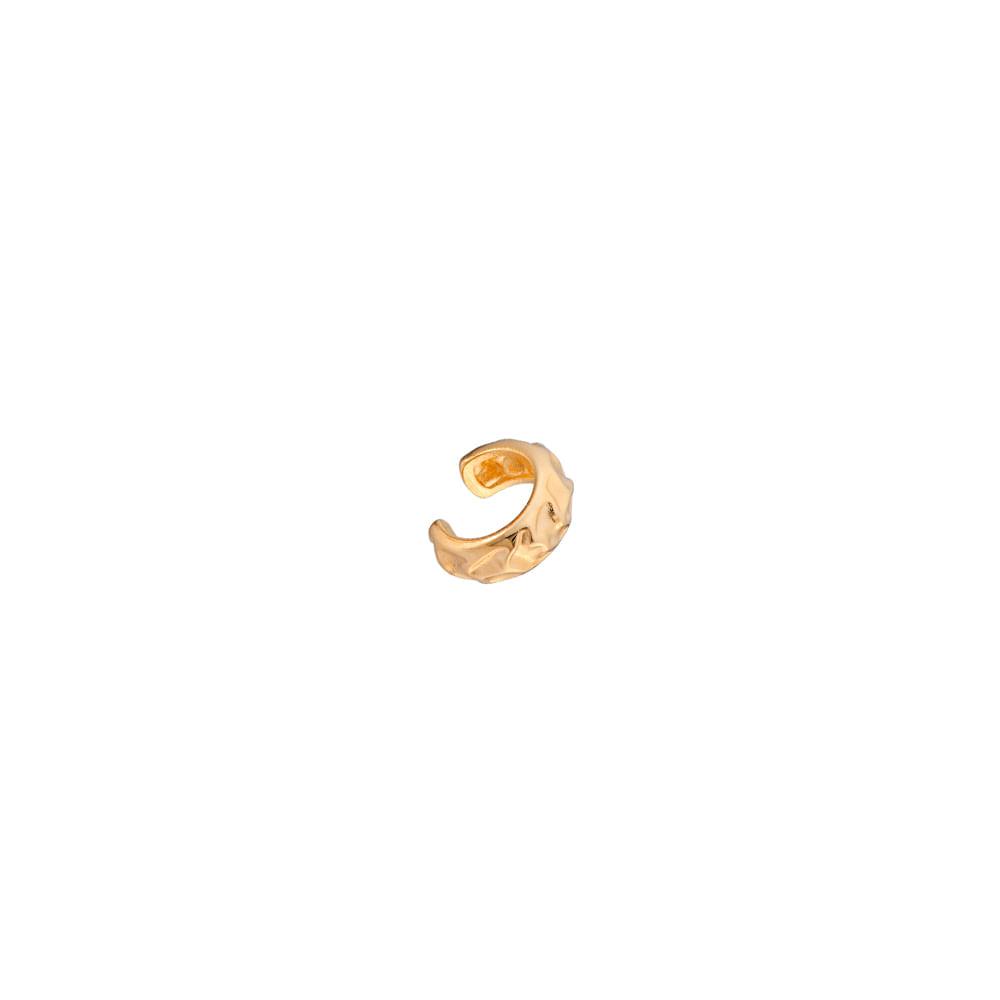 Piercing-de-orelha-fake-dourado-ondulado