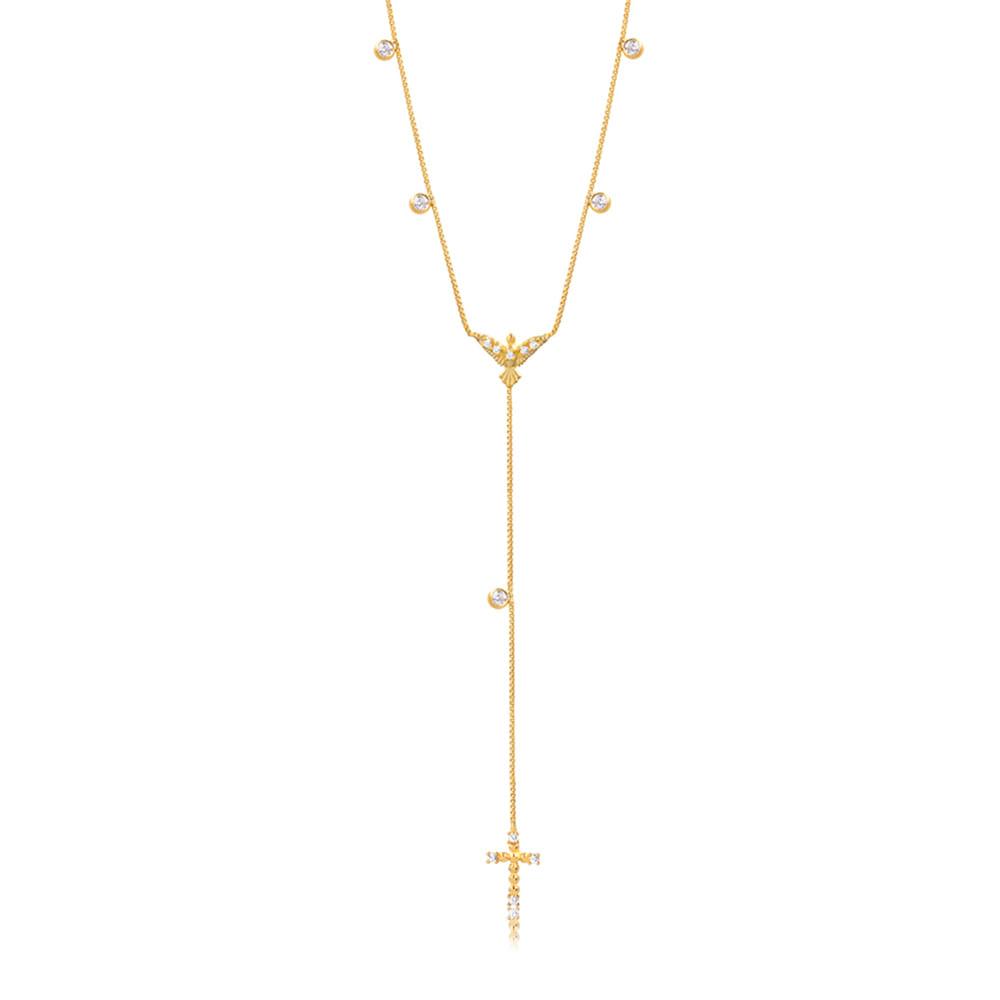Gravatinha-com-crucifixo