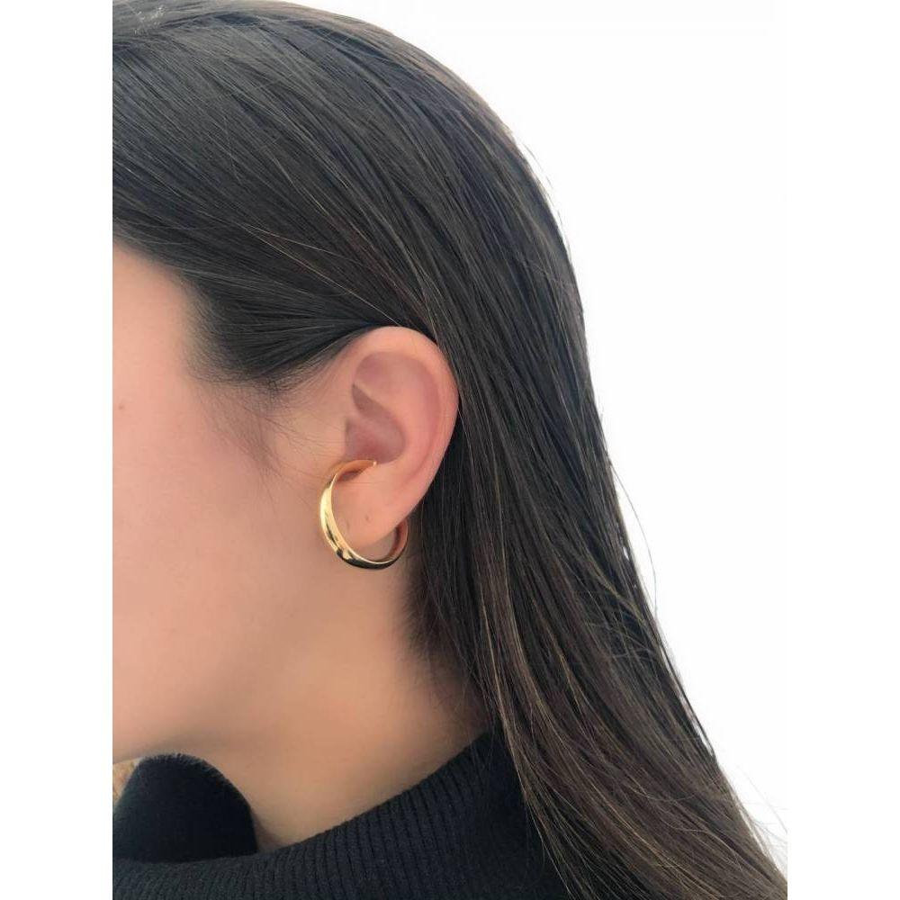 68951---Brinco-Ear-hook-Tubo-Quadrado-Banhado-a-Ouro-18k--2ª-