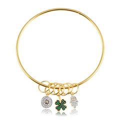 69773---Bracelete-Banhado-a-Ouro-18k-com-Pingentes-da-Sorte