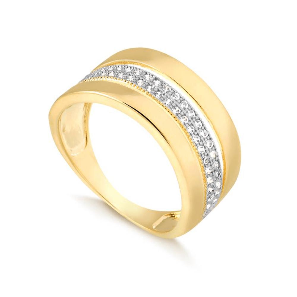 Anel-Dourado-com-Detalhe-Cravejado-Banhado-a-Ouro