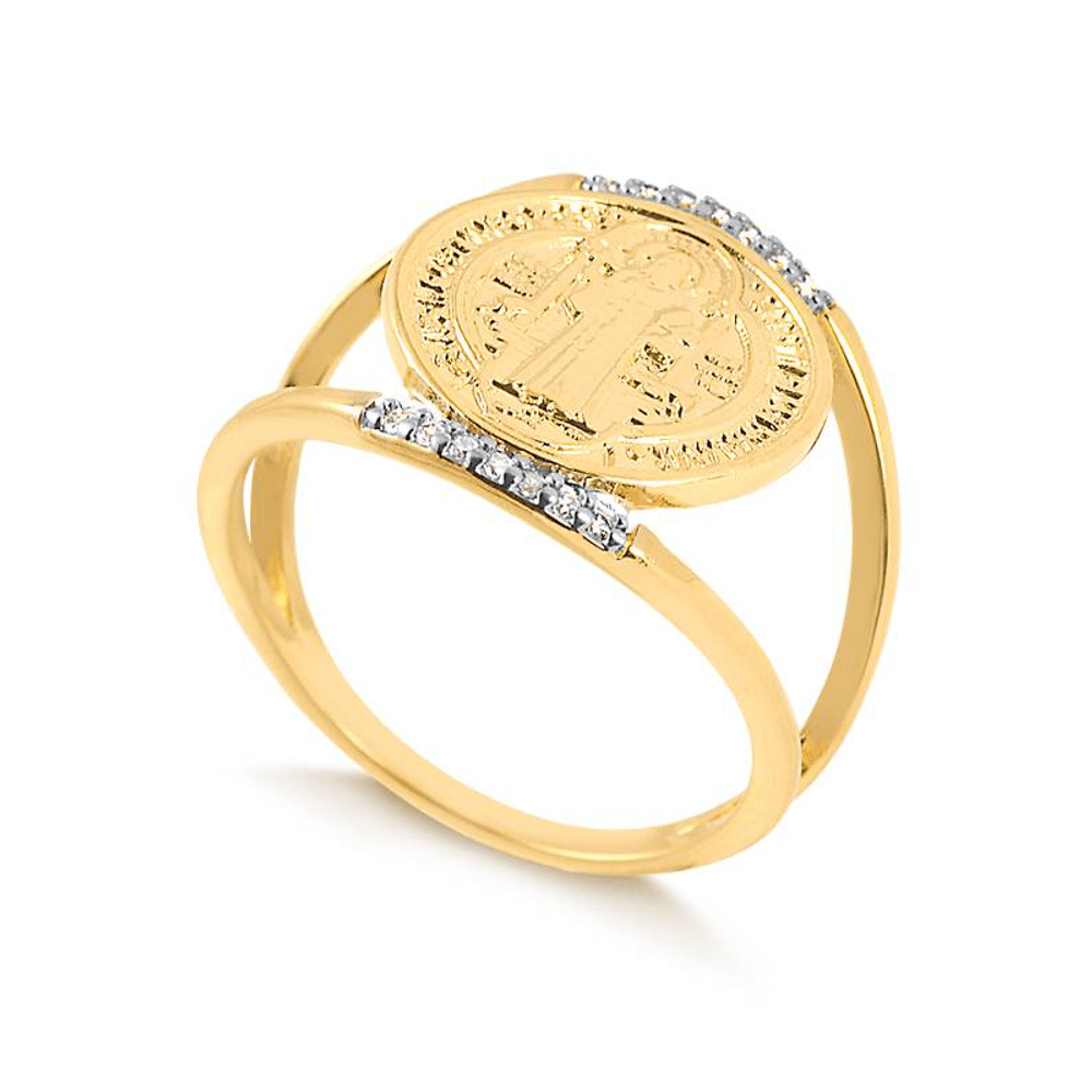 Anel-Cravejado-Medalha-de-Sao-Bento