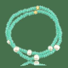 Pulseira-com-Cristal-Colorido-e-Perola-na-cor-Turmalina