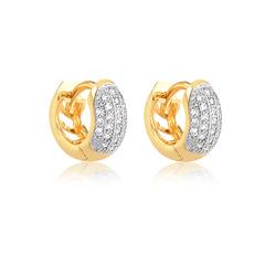 Brinco-dourado-pequeno-rodinado-com-zirconias-brancas-banhado-a-ouro