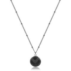 Colar-longo-banhado-a-rodio-negro-com-cristal-negro