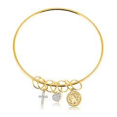 bracelete-com-pingentes-dourados