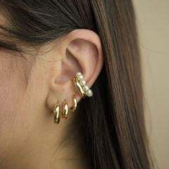 piercing-fake-duplo-dourado-com-perolas