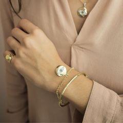 bracelete-liso-dourado
