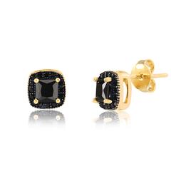 Brinco-pequeno-com-zirconia-negra-banhado-a-ouro-18k