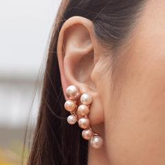 Ear-Hook-e-Ear-Cuff-de-Perola-Rosa-com-Banho-em-Rose