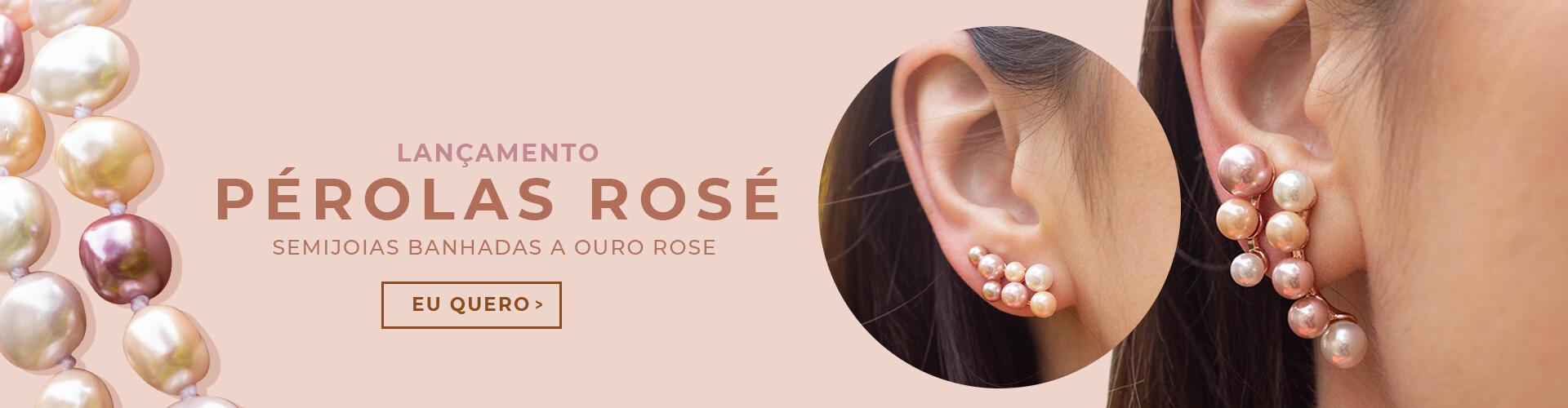 Pérolas Rose